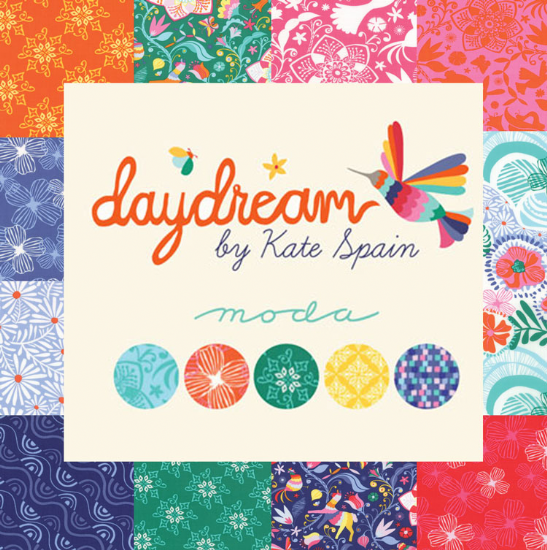 Daydreams Moda Fabric